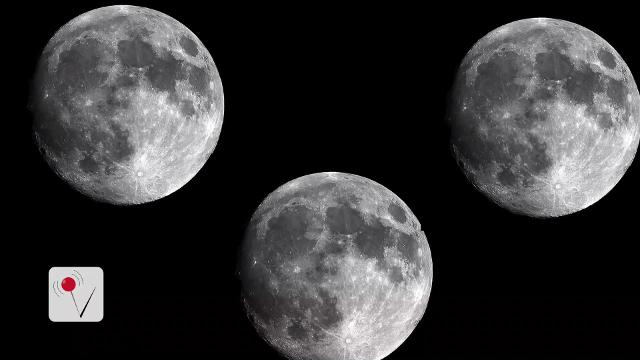 Scientists develop new theory on how Earth's moon was formed