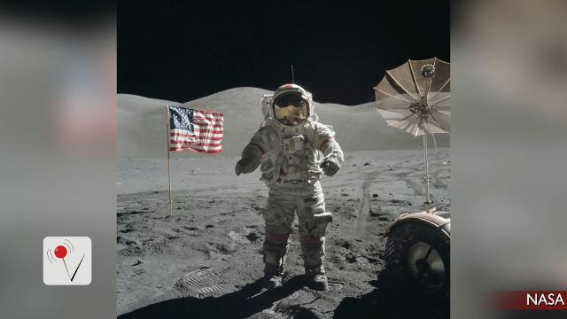 Last man to walk on the moon dies