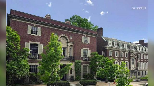 Jeff Bezos reportedly bought the biggest home in Washington, D.C.