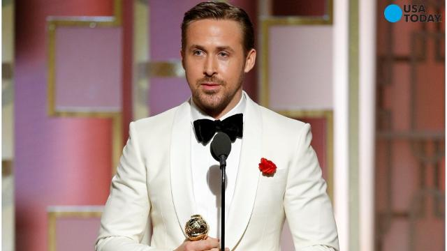 "At Sunday night's 2017 Golden Globes, Ryan Gosling scored a best actor award for his work in La La Land. After accepting his trophy, the actor said, ""I would like to try to thank one person properly and say while I was singing and dancing and playing piano and having one of the best experiences I've ever had on a film, my lady was raising our daughter, pregnant with our second, and trying to help her brother fight his battle with cancer."""