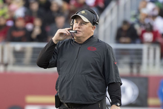 49ers fire coach Chip Kelly