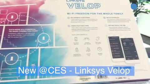 Linksys launches Velop - a modular mesh Wi-Fi system