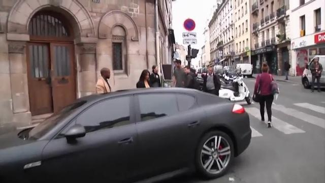 French police arrested 16 people Monday in connection with the October theft of more than $10 million worth of jewelry from Kim Kardashian West. Paris police say the arrests began on Monday morning in several areas around Paris. (Jan. 9)
