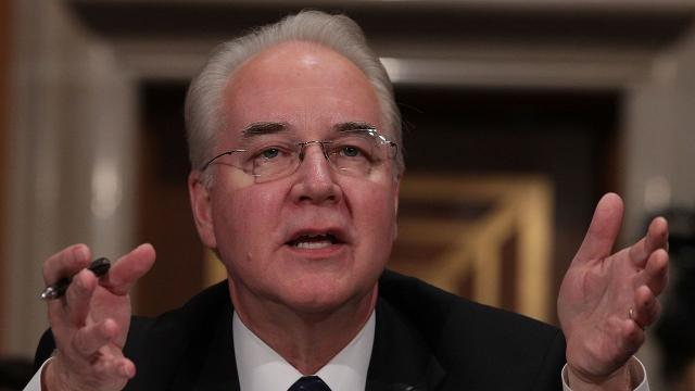 Democrats and Republicans clashed during Rep. Tom Price's Senate confirmation hearing. Video provided by Newsy
