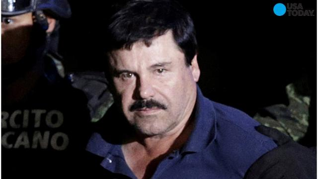 Mexican drug lord Joaquin 'El Chapo' Guzman, known for daring prison escapes, has been extradited to the United States on the eve of Donald Trump's inauguration.