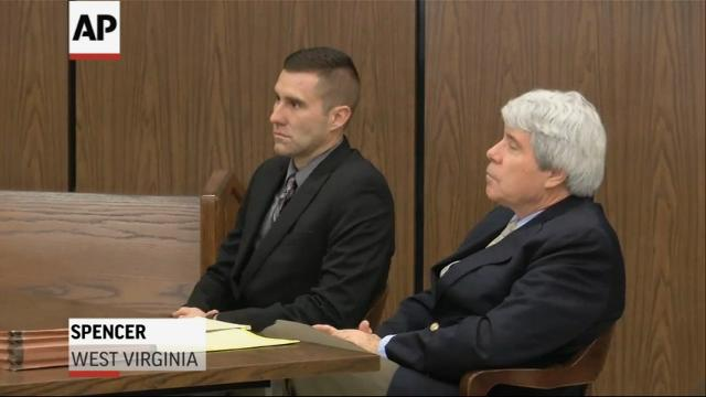 A prosecutor says a newly elected West Virginia sheriff who admitted he was a meth addict and was charged with stealing the drug from a police locker has pleaded guilty to a felony and resigned from office. (Jan. 18)