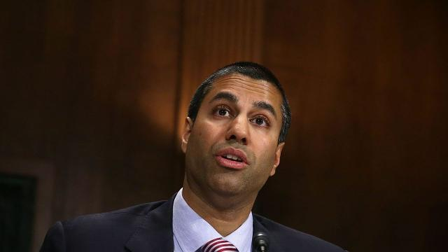 The president will reportedly tap Ajit Pai, an FCC commissioner and opponent of net neutrality regulations, to lead the agency.