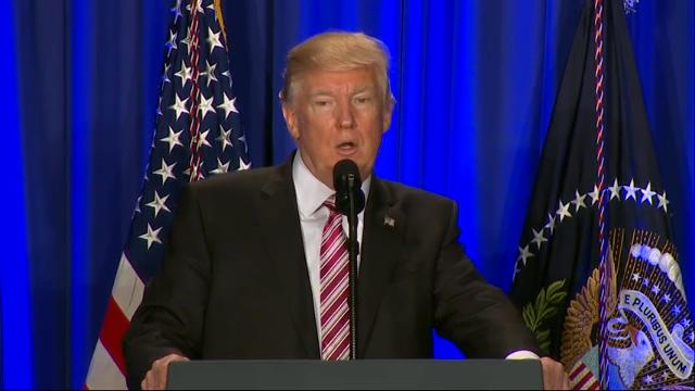 Trump: 'Immediate removal of criminal aliens'