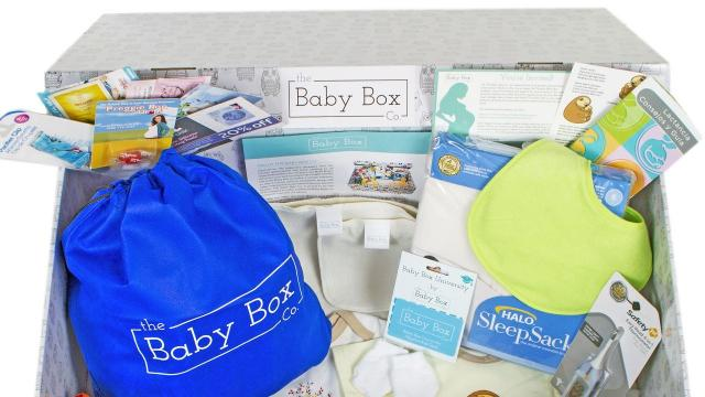 New Jersey is helping new parents with its 'Baby Box' #0E32BD