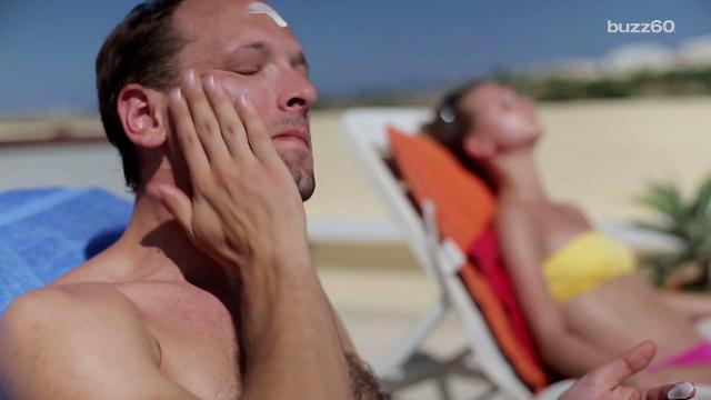 Hitting the beach? An umbrella may not be enough to prevent sunburn, according to new research. Sean Dowling (@seandowlingtv) has more.