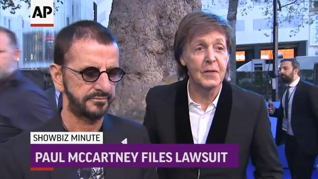 ShowBiz Minute: People's Choice, McCartney, Morissette