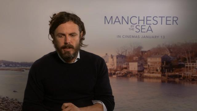 Casey Affleck follows his nose when it comes to his career