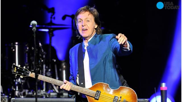 Paul McCartney is taking a stand for his lifelong dedication to his music that he feels has been robbed from him.