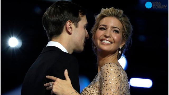 Ivanka Trump criticized for wearing $5K designer dress during airport chaos