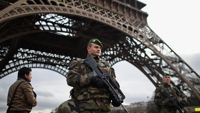 An Amnesty International report says Europe's counterterrorism measures have disproportionately affected certain groups of people. Video provided by Newsy