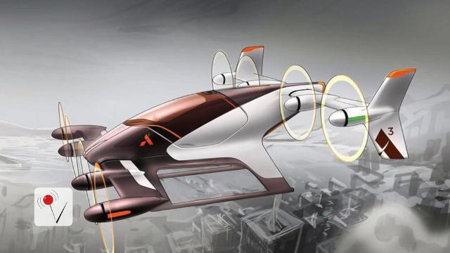 Flying cars coming sooner than you think