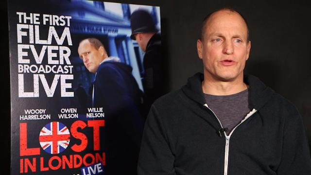 "Actor Woody Harrelson talks about joining the ""Star Wars"" universe, confirming he will play a ""criminal and mentor"" in the forthcoming young Han Solo spin-off. (Jan. 17)"