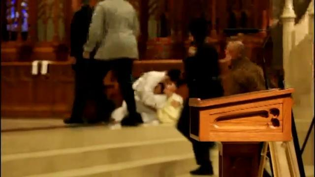 N.J. bishop punched during church service
