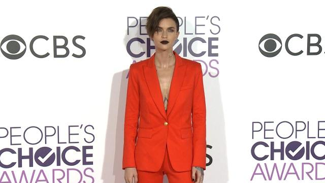 Ruby Rose tells The EDIT she is thankful that she didn't have gender reassignment surgery when she was younger