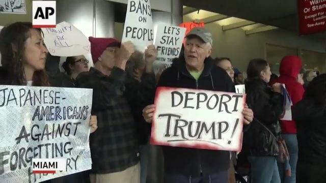 Who Crafted Trump S Immigration Ban