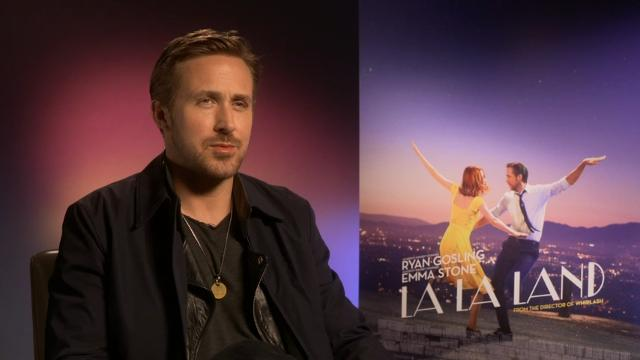 Singing and dancing with Gosling and Stone
