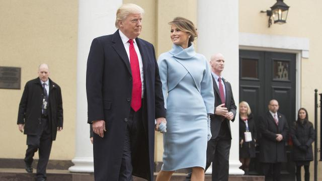 For first ladies, fashion is about more than just putting on a pretty outfit. Video provided by Newsy
