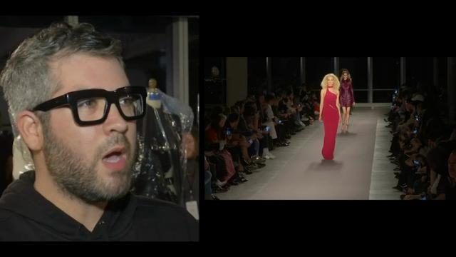 Brandon Maxwell: 'I'm a people pleaser'