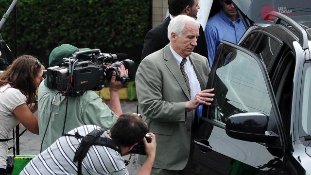 Jerry Sandusky's son charged with child sex abuse