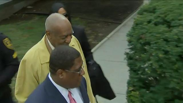 A sequestered jury from an outside county will decide the sexual assault case against Bill Cosby, a suburban Philadelphia judge ruled, despite a defense request to move the trial because of media reports branding Cosby as a 'serial rapist.' (Feb. 27)