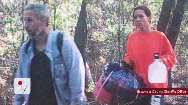 Manhunt crosses two states for couple accused of killing three women