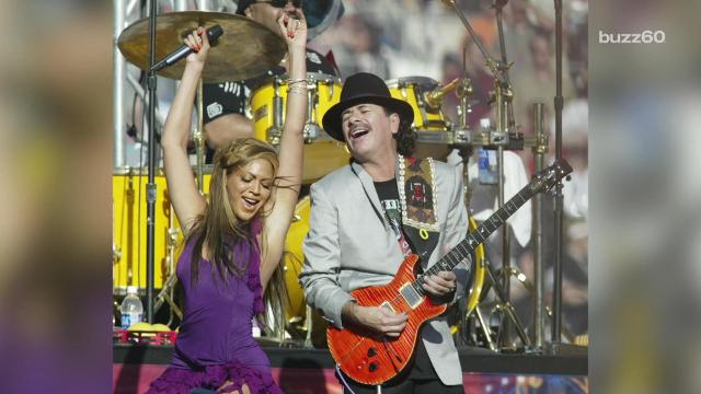 "Did Carlos Santana just say Beyonce isn't a ""real"" singer? Angeli Kakade (@angelikakae) has the story."