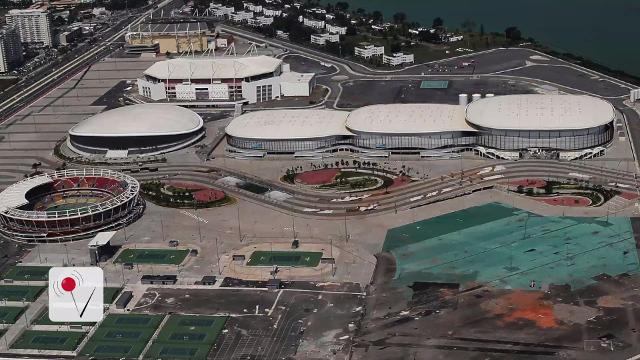 Almost six month after Rio hosted the Olympics and Paralympic Games, the cities Olympic legacy is deteriorating rapidly. Maria Mercedes Galuppo (@mariamgaluppo) has more.