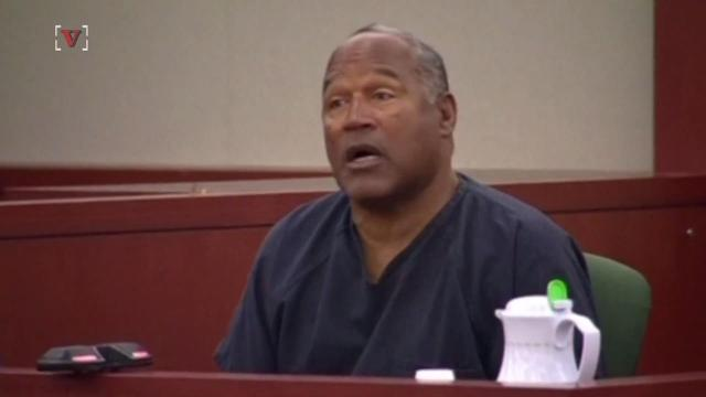 O.J. Simpson, shown in 2013, is likely to be released