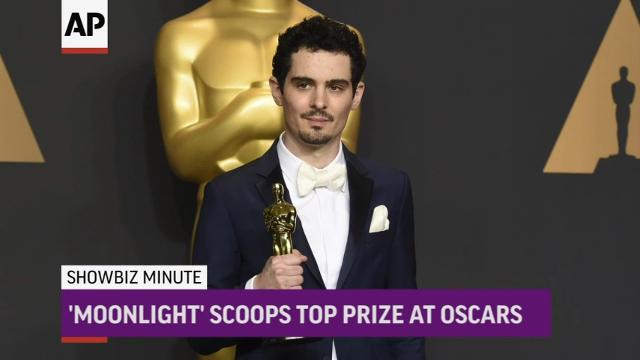 ShowBiz Minute: 'Moonlight,' Affleck, Paxton