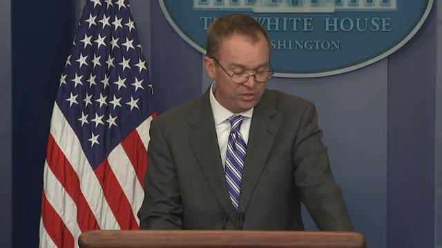 OMB: Trump's Budget to be 'America First' Budget