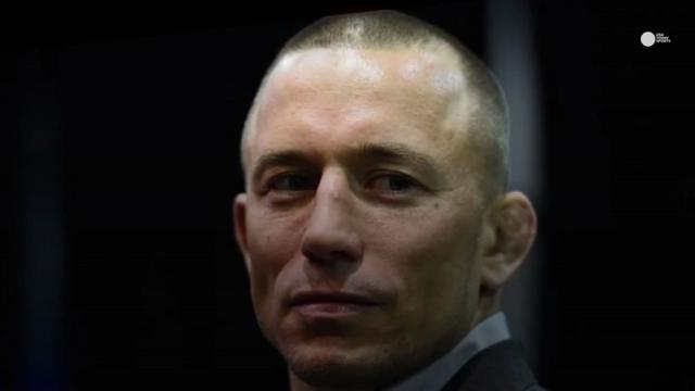 Georges St-Pierre returning to the UFC