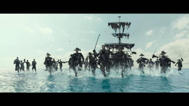 Ad meter 2017: Disney - Pirates of the Caribbean
