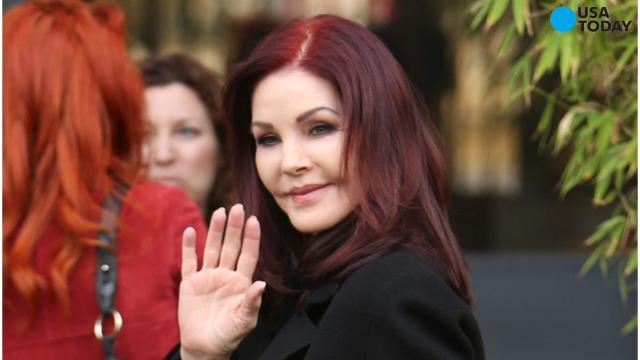 Priscilla Presley is caring for her twin granddaughters as her daughter, Lisa Marie Presley, is in the midst of a bitter divorce battle with her estranged husband.