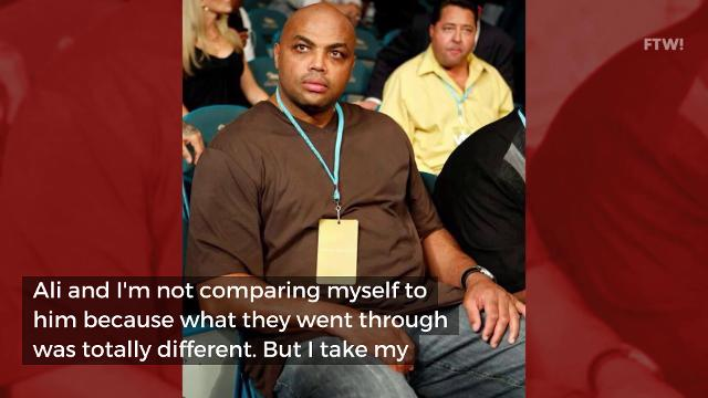 Charles Barkley on being one of the most influential voices in sports