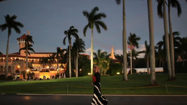 President Trump seems to be spurning the historic retreat of Camp David in favor of his Florida estate Mar-a-Lago. Matt Hoffman reports.