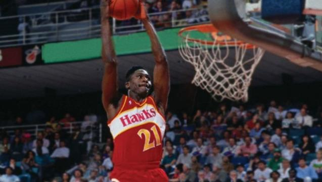 Dominique Wilkins weighs in on NBA dunk contest