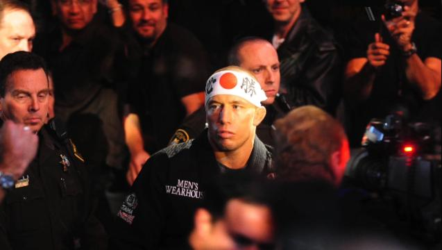 UFC fighters weigh in: Who should GSP fight in return?