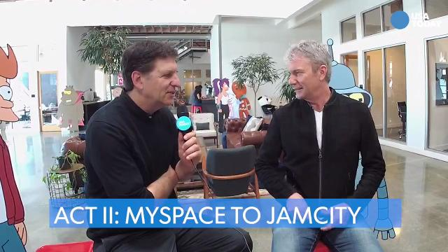 Chris DeWolfe, the co-founder of MySpace, looks back at the one-time social network giant and offers his take on why the company isn't around today, in this excerpt from his #TalkingTech Live stream at JamCity headquarters.
