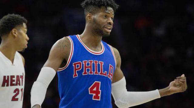 76ers trade Nerlens Noel to Mavericks
