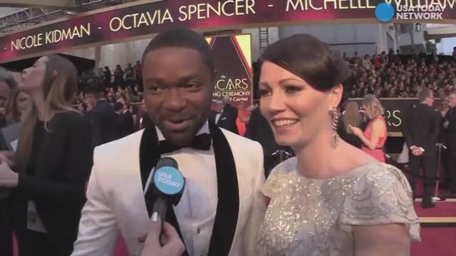 Which political figure do you think David Oyelowo could portray on Saturday Night Live?