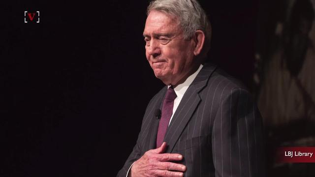 Dan Rather: Trump's latest scandal could be as big as Watergate