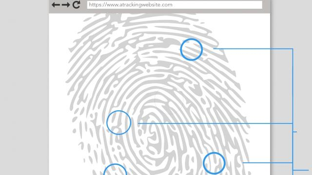 How web tracking pieces together your identity