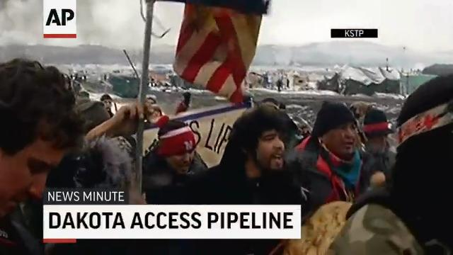 Here's the latest for Thursday, February 23rd: US Sec. of State Tillerson in Mexico; San Jose residents didn't get proper flood evacuation warnings; Remaining North Dakota protesters urged to leave; US-born panda goes to China.