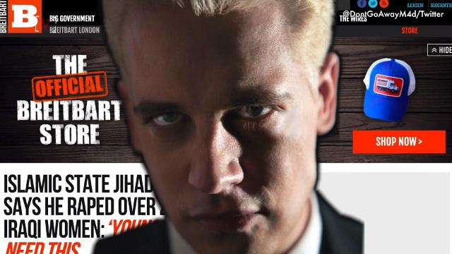 Breitbart employees want Milo Yiannopoulos fired or they will leave