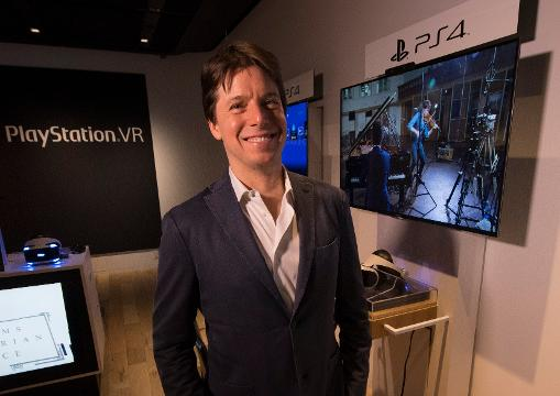 Superstar Grammy-winning violinist Joshua Bell is teaming up with Sony Playstation to launch a brand new virtual reality music experience on PlayStation VR.